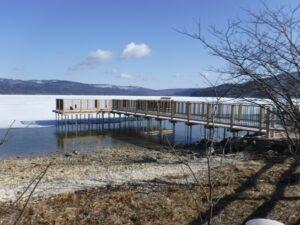 阿寒摩周湖国立公園「阿寒湖畔」